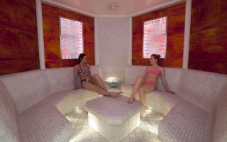 Girls Spa Getaway